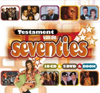 VA - Testament Van De Seventies 1970-1979 [10CD Box Set] (2008)