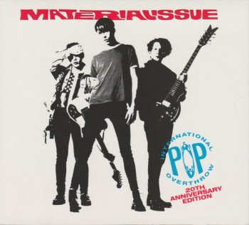 Material Issue - International Pop Overthrow [20th Anniversary Remastered Edition] (1991/2011)