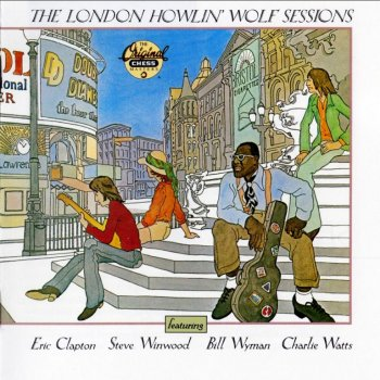 Howlin' Wolf - The London Howlin' Wolf Sessions (1971)