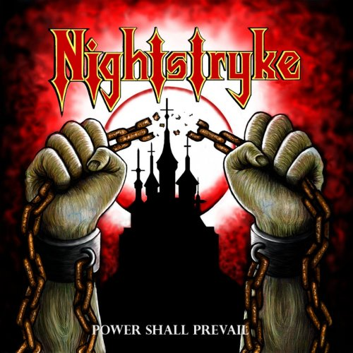 Nightstryke - Power Shall Prevail (2017)