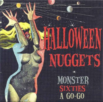 VA - Halloween Nuggets: Monster Sixties a Go-Go [3CD Box Set] (2014)