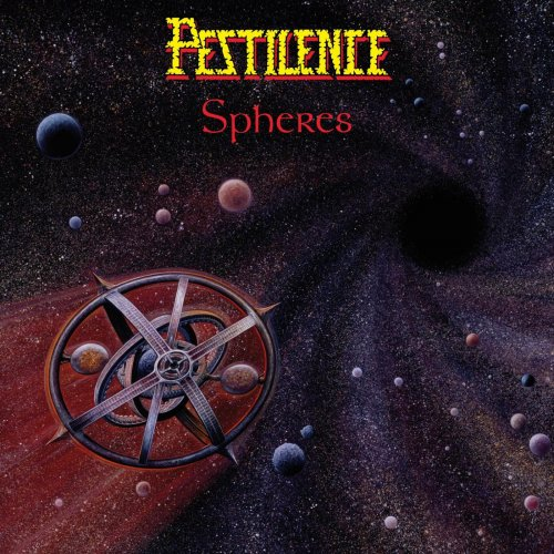 Pestilence - Spheres [2CD] (1993) [2017]