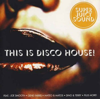 VA - This Is Disco House! (1999)