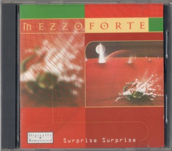 Mezzoforte - Surprise Surprise (1982/83)