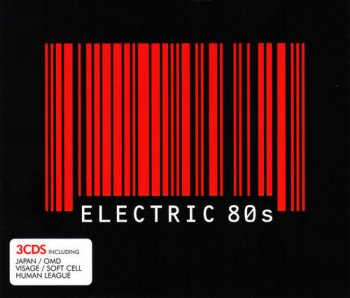 VA - Electric 80s [3CD Box Set] (2005)