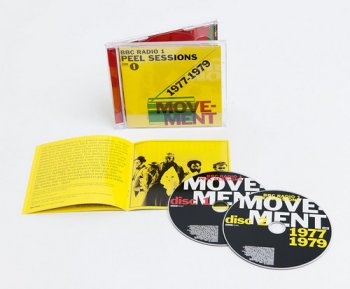 VA - Movement: BBC Radio 1 Peel Sessions 1977-1979 [2CD Set] (2011)