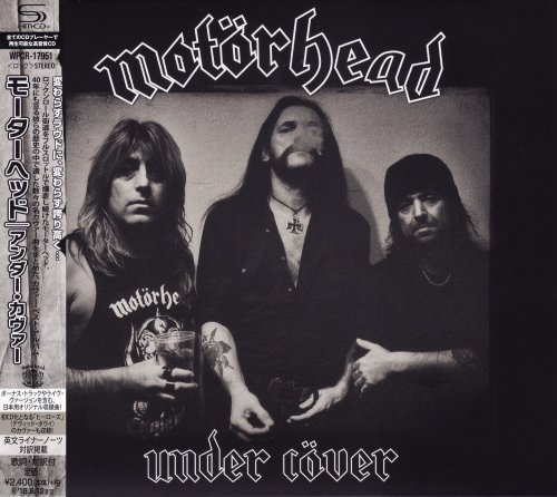 Motorhead - Under Cover [Japanese Edition] (2017)