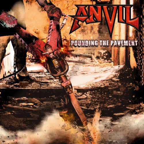 Anvil - Pounding The Pavement [Limited Edition] (2018)