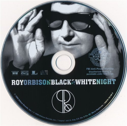 Roy Orbison - Black & White Night (1989) [1999]