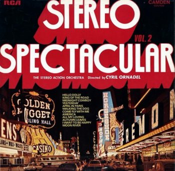 The Stereo Action Orchestra - Stereo Spectacular Vol. 2 (1973)