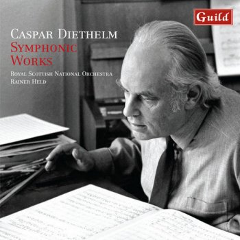 Royal Scottish National Orchestra & Reiner Held - Diethelm: Symphonic Works [3CD Set] (2018)