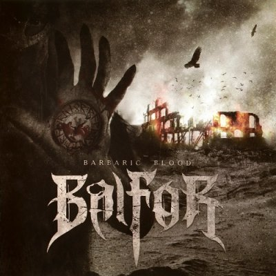 Balfor (Ukr) - Barbaric Blood (2010)