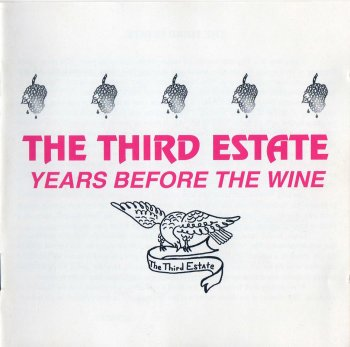 The Third Estate - Years Before The Wine (1976)