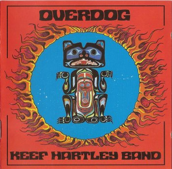 Keef Hartley Band - Overdog (1970)
