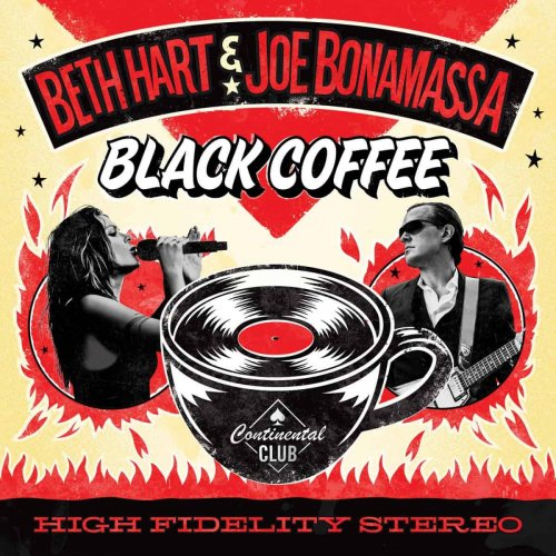 Beth Hart & Joe Bonamassa - Black Coffee [Limited Edition] (2018)