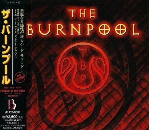 The Burnpool - The Burnpool (1995) [Japan Press]