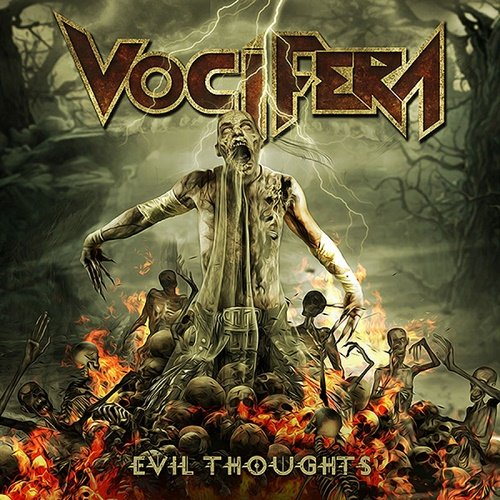 Vocifera - Evil Thoughts (2016)