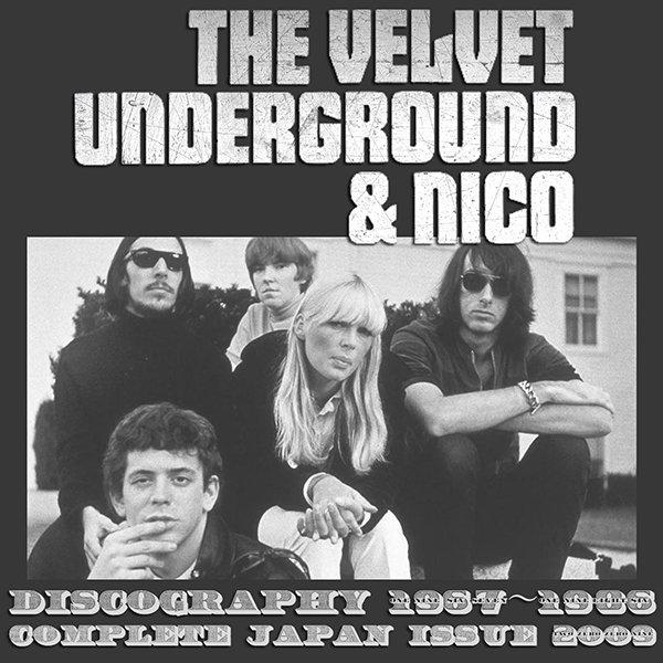 THE VELVET UNDERGROUND ?Japan Edition albums 1967-1986? (8 x CD ? Verve Remastered 2009)
