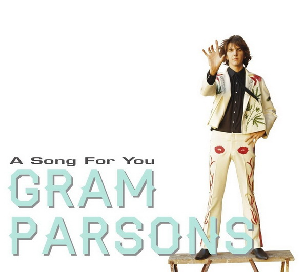 Gram Parsons: 2017 A Song For You / 7CD Box Set Sandoz Records