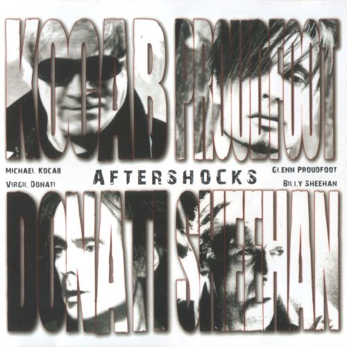Kocab, Proudfoot, Donati, Sheehan - Aftershocks (2014)
