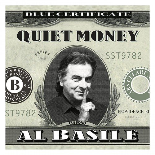 Al Basile - Quiet Money (2017)