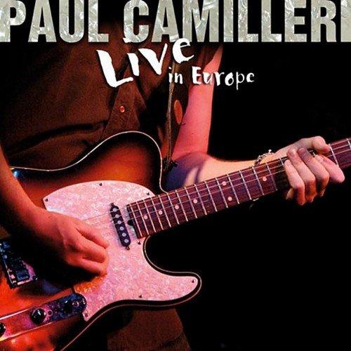 Paul Camilleri - Live In Europe (2008)