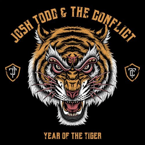 Josh Todd & The Conflict - Year Of The Tiger (2017) [Web Digital Release]