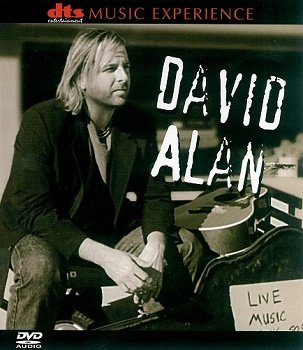 David Alan - David Alan [DVD-Audio] (2001)