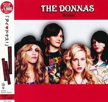 The Donnas - Bitchin' (Japan Edition) (2007)