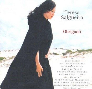 Teresa Salgueiro - Obrigado (2005)