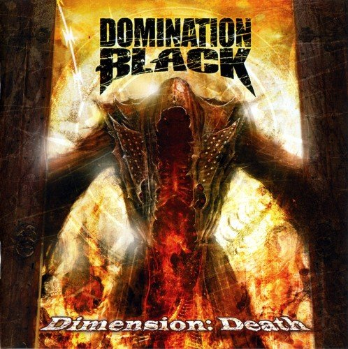 Domination Black - Dimension Death (2012)