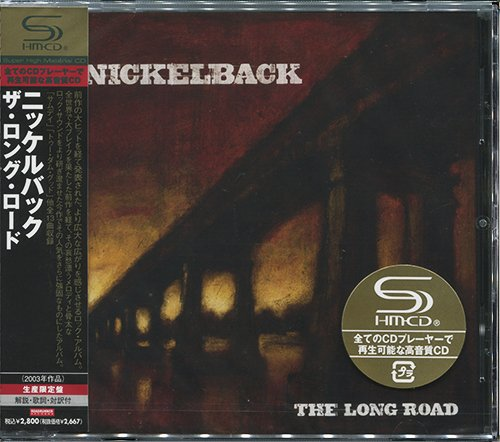 NICKELBACK «Discography 1996-2017» (11 x CD • Roadrunner Limited • Issue 1999-2017)
