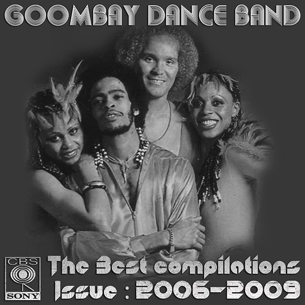 GOOMBAY DANCE BAND ?The Best Collections? (4 x CD ? CBS Limited ? 2006-2009)