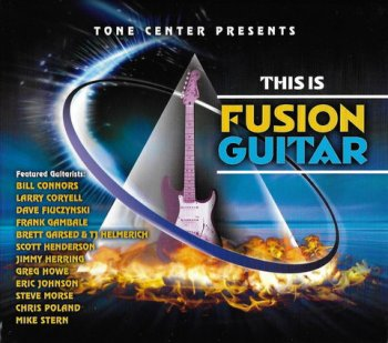 "Various Artists - ""This Is Fusion Guitar"" 2009"