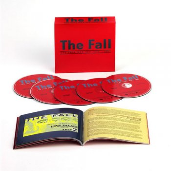 The Fall - The Fall Box Set 1976-2007 [5CD Box Set] (2007)