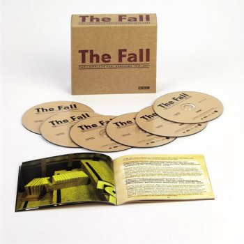 The Fall - The Complete Peel Sessions 1978-2004 [6CD Box Set] (2005)