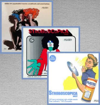 VA - Stroboscopica Volume 1-3 (1998-2001)
