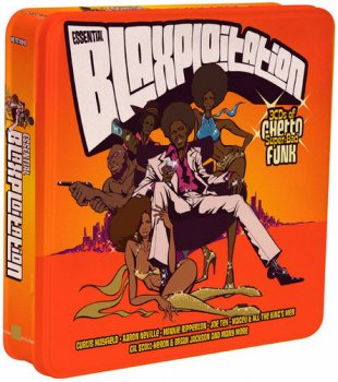 VA - Essential Blaxploitation [3CD Box Set] (2012)