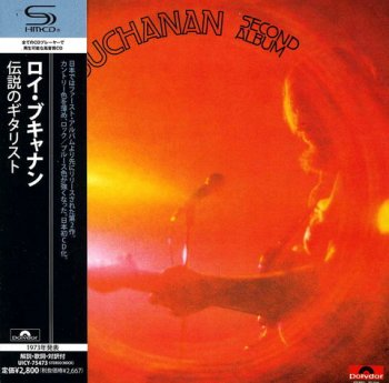 Roy Buchanan - Second Album (1973)