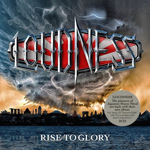 Loudness - Rise To Glory [2CD] (2018)
