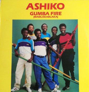 Ashiko - Gumba Fire (Madlakadlaka) (1986)