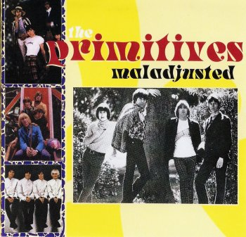 The Primitives - Maladjusted (2001)