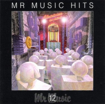 VA - Mr Music Hits 1992 Volume 1-12 (1992)