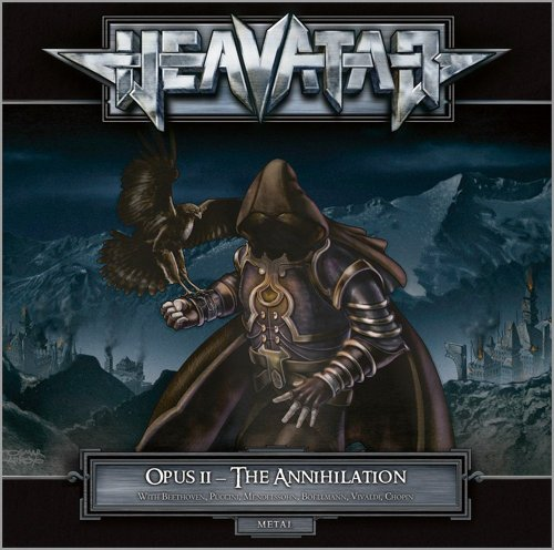 Heavatar - Opus II: The Annihilation (2018)