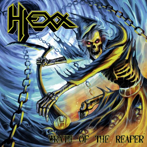 Hexx - Wrath Of The Reaper (2017)