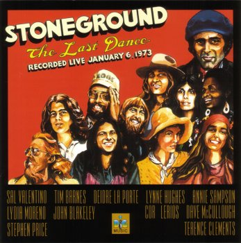 Stoneground - The Last Dance (1973)