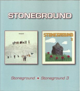 Stoneground - Stoneground / Stoneground 3 [2 CD] (1971 / 1972)