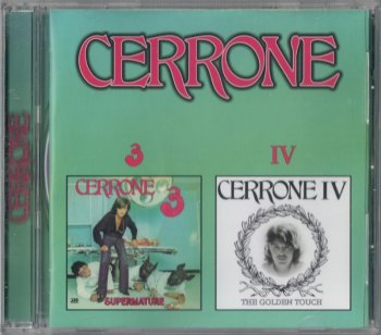Cerrone - Supernature & The Golden Touch (1977 & 1978)