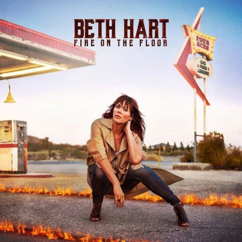 Beth Hart - Fire On The Floor [Limited Edition] (2016) [2017]
