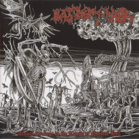 Blasphemophagher - Atomic Carnage in the Temple of Nuclear Hell (Compilation) 2011